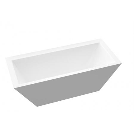Marmorin Tebe II Wanna wolnostojąca 180x73 cm, biała PW082041805