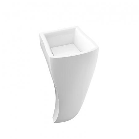 Marmorin Wave Umywalka wolnostojąca, biała PS098010400