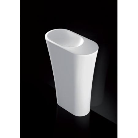 Marmorin Wega 600L Umywalka stojąca lewa, biała PS100020607