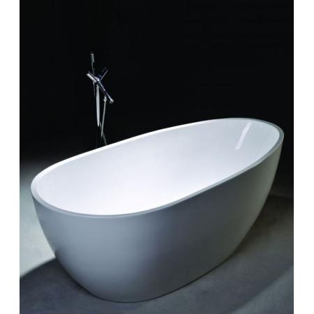 Massi Brevis Wanna wolnostojąca 170x80x60 cm, biała MSWA-515170