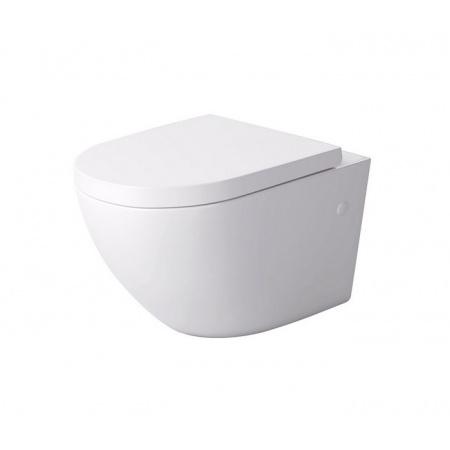 Massi Decos Duro Toaleta WC podwieszana 55x36 cm z deską wolnoopadającą biała MSM-3673DU