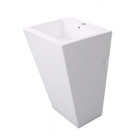 Massi Inglo Umywalka wolnostojąca 50x44x84 cm, biała MSU-4003