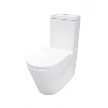 Massi Loca Duro Toaleta WC kompaktowa 68x37 cm, biała MSK-A380DU