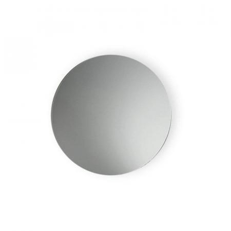 MCJ Premium Cerchio Z Lustro ścienne 90 cm z oświetleniem LED MCJCERCHIOZ90
