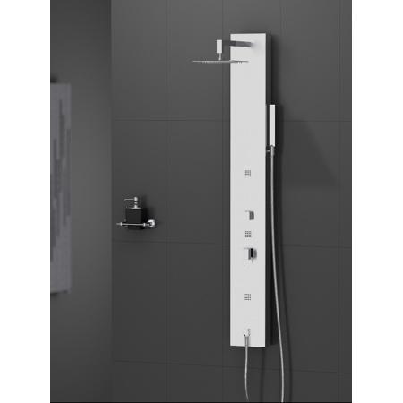 New Trendy Aquos Panel prysznicowy 150x18x7,5 cm, chrom EXP-0004