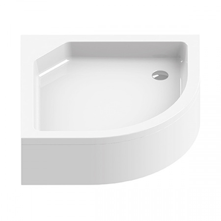 New Trendy Artus Obudowa brodzika 80x80x17 cm, biała O-0142