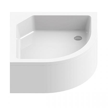 New Trendy Artus Obudowa brodzika 90x90x25 cm, biała O-0145