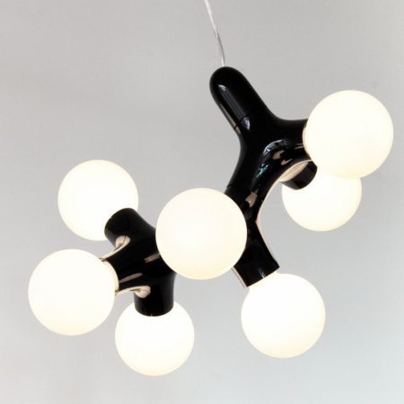 Next DNA triple Lampa wisząca IP20, chrom 1033-03-4001