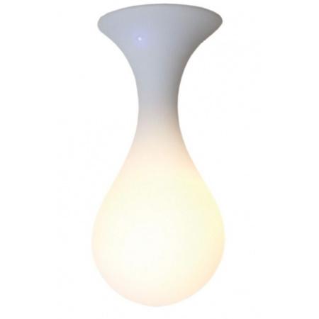Next Drop 1 small Liquid Light Lampa sufitowa 18x40 cm IP20, biała 1017-11-0101