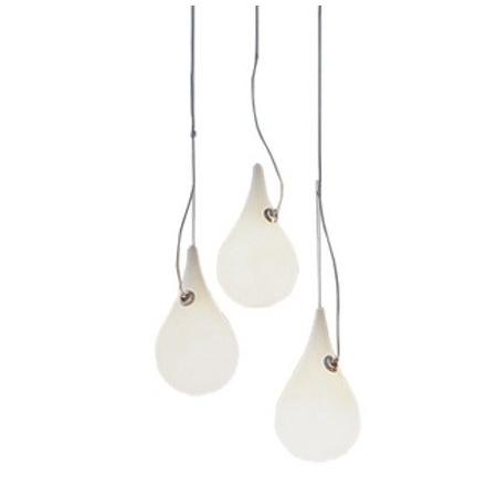 Next Drop 2 xs 3 Mini Liquid Light Lampa wisząca IP40, biała 1017-27-0201