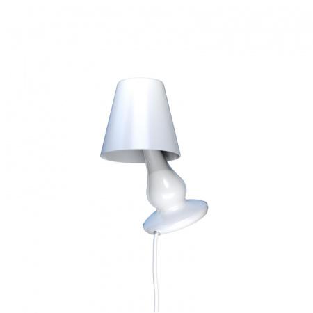 Next FlapFlap 10° Lampa stojąca 80x83 cm IP20, biała 1015-00-0101