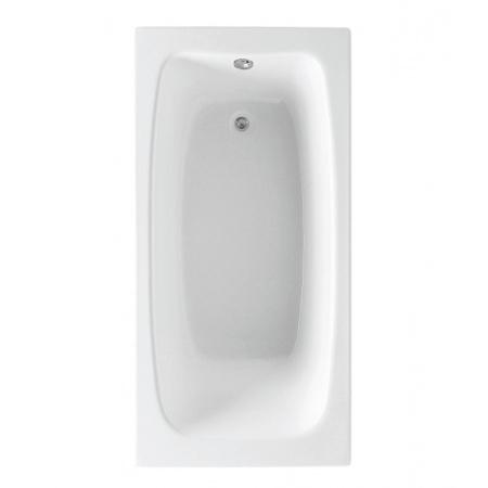 Novellini Baby Wanna prostokątna 140x70 cm, biała BAB14070-A