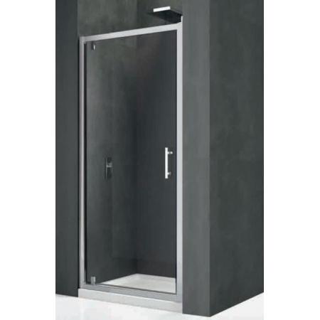 Novellini Kali Drzwi prysznicowe uchylne 66-72x195 cm + środek czyszczący GRATIS KALIG66-1B