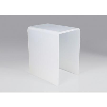 Novellini Krzesło prysznicowe białe SED03OPL