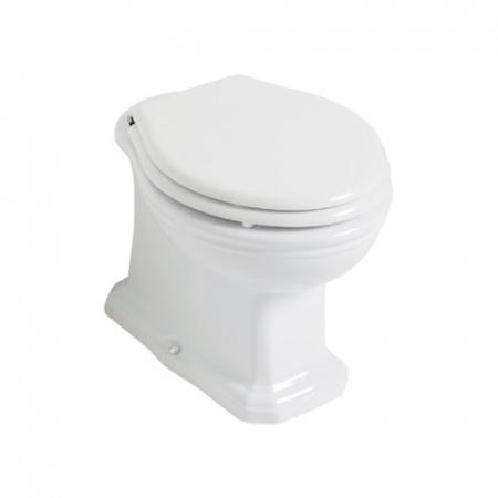 Olympia Ceramica Impero Toaleta WC stojąca 57x39 cm, biała IMP110101