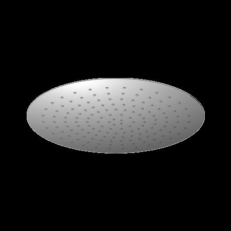Omnires Ultra SlimLine Deszczownica okrągła 40x40 cm, chrom WGU140