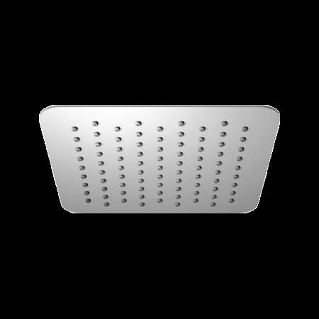 Omnires Ultra SlimLine Deszczownica prostokątna 20x20 cm, chrom WGU220