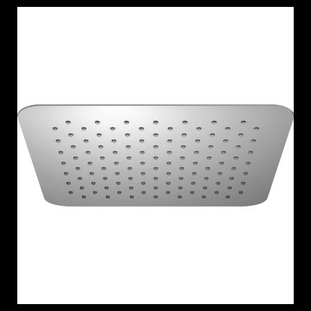 Omnires Ultra SlimLine Deszczownica prostokątna 30x30 cm, chrom WGU230