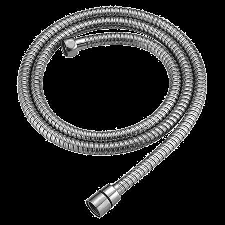 Omnires Wąż prysznicowy w osłonie stalowej 150 cm, chrom 023