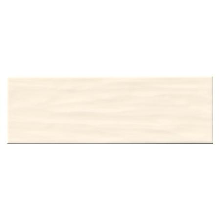 Opoczno Bachata Cream Glossy Płytka ścienna 9,8x29,8x0,8 cm, beżowa błyszcząca NT599-003-1