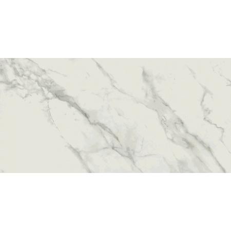 Opoczno Calacatta Marble White Polished Płytka ścienno-podłogowa 59,8x119,8 cm, biała OP934-009-1