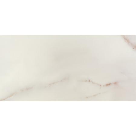 Opoczno Carrara White Płytka ścienna 29x59,3x0,9 cm, biała błyszcząca OP001-003-1