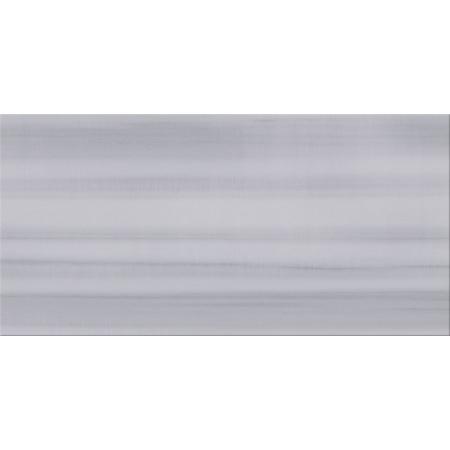 Opoczno Colorado Nights Light Grey Stripes Płytka ścienna 29x59,3x0,9 cm, szara błyszcząca OP673-011-1