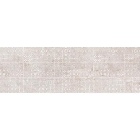 Opoczno Grand Marfil Inserto Listwa dekoracyjna 29x89x1,1 cm, beżowa błyszcząca OD472-003