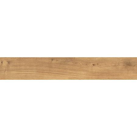Opoczno Grand Wood Rustic Bronze Płytka podłogowa drewnopodobna 19,8x119,8 cm, brązowa OP498-026-1