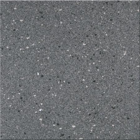 Opoczno Hyperion Graphite Płytka ścienna/podłogowa 29,7x29,7x0,8 cm, grafitowa matowa OP074-001-1