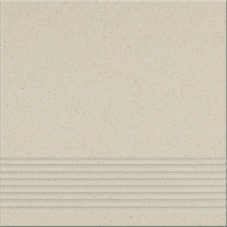 Opoczno Kallisto Cream Steptread Płytka podłogowa 29,7x29,7x0,8 cm, beżowa matowa OP075-006-1
