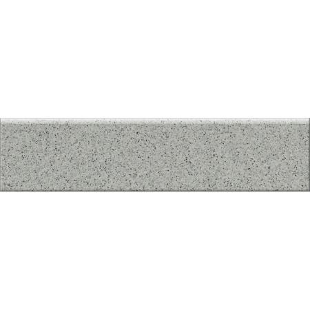 Opoczno Kallisto Grey Skirting Listwa dekoracyjna 7,2x29,7x0,8 cm, szara matowa OD075-031