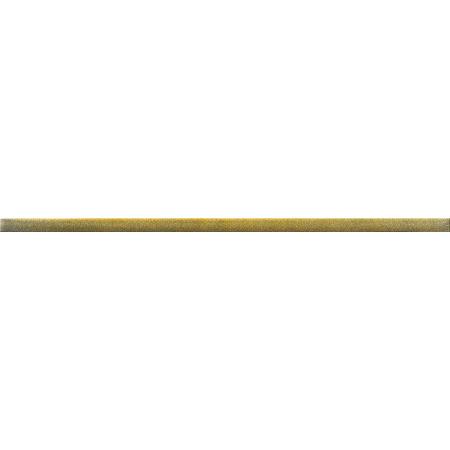 Opoczno Magnifique Stripes Glass Gold Border Listwa dekoracyjna szklana 3x89x1 cm, złota błyszcząca OD660-147
