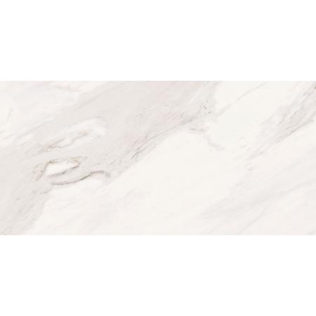 Opoczno Marble Charm White Glossy Płytka ścienna 29x59,3x0,9 cm, biała błyszcząca OP985-001-1