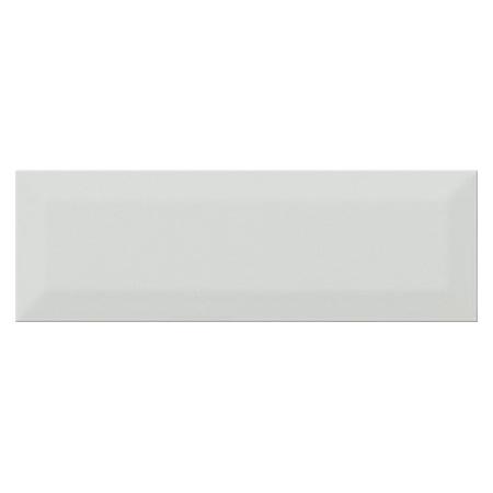 Opoczno Metro Style Grey Płytka ścienna 9,8x29,8x0,95 cm, szara matowa NT598-002-1
