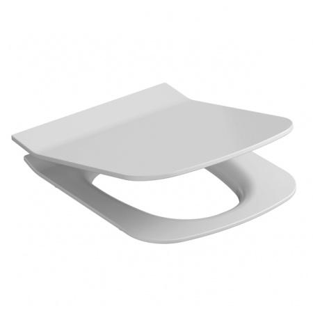 Opoczno Metropolitan Deska sedesowa wolnoopadająca duroplast, biała OK581-009-BOX