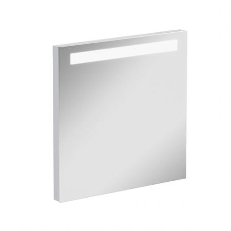 Opoczno Metropolitan Lustro ścienne 60x60x4,7 cm z oświetleniem LED, OS581-013