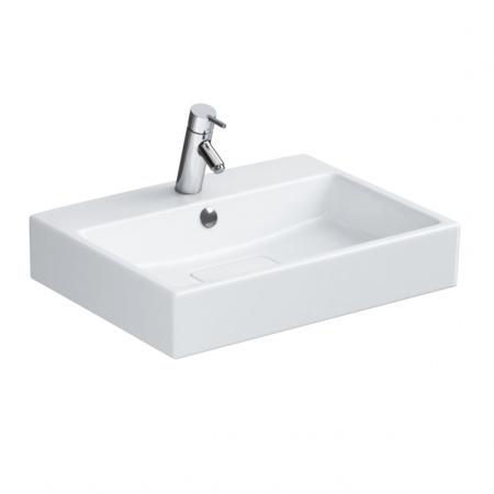 Opoczno Metropolitan Umywalka meblowa 60,5x46 cm, biała OK581-006-BOX