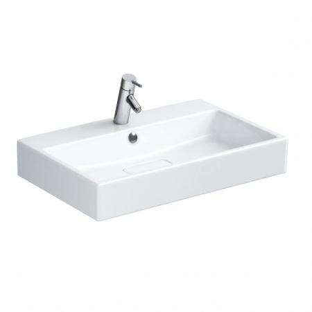Opoczno Metropolitan Umywalka meblowa 71x46,5 cm, biała OK581-005-BOX