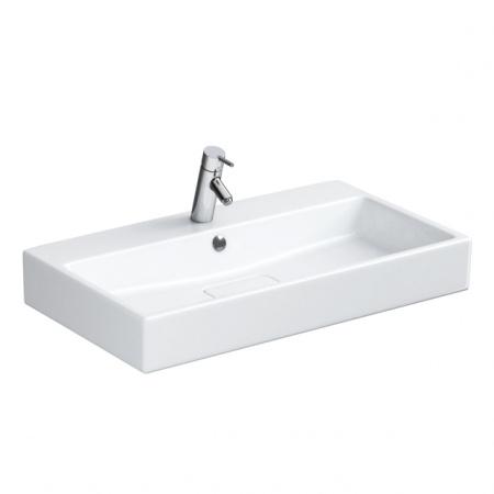 Opoczno Metropolitan Umywalka meblowa 81x46,5 cm, biała OK581-004-BOX
