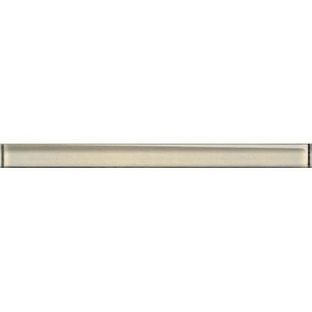 Opoczno Naturale Glass Beige Border New Listwa dekoracyjna szklana 4,8x60x1 cm, beżowa błyszcząca OD660-011