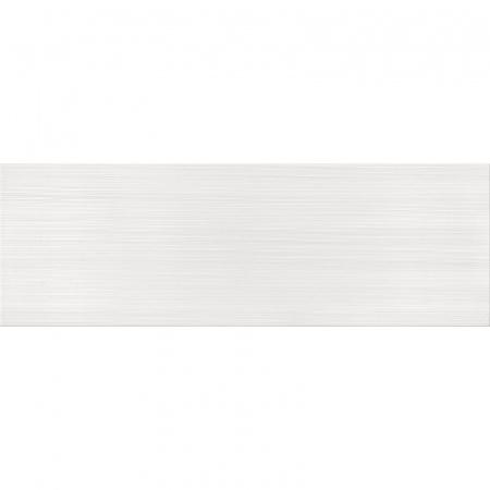 Opoczno Płytki Delicate Lines Płytka ścienna 25x75 cm, biała OPPLDELIPLSC25X75B