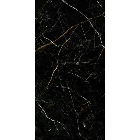 Opoczno Royal Black Polished Płytka ścienno-podłogowa 59,8x119,8 cm, czarna OP537-001-1
