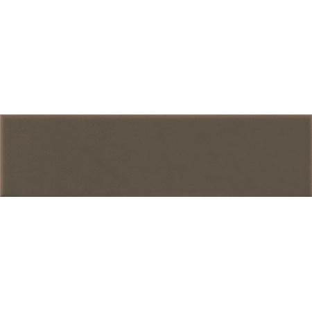 Opoczno Simple Brown Elew Płytka elewacyjna 6,5x24,5x0,74 cm, brązowa matowa OP078-003-1