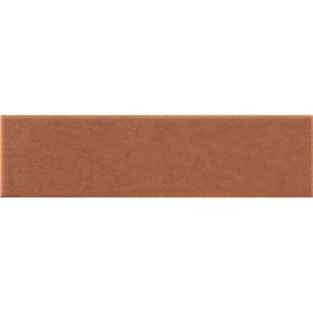 Opoczno Simple Red Elew Płytka elewacyjna 6,5x24,5x0,74 cm, czerwona matowa OP078-013-1