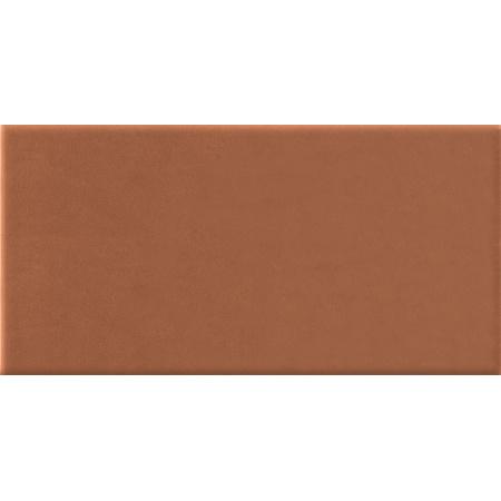 Opoczno Simple Red Pdstop Płytka elewacyjna 14,8x30x1,1 cm, czerwona matowa OP078-015-1