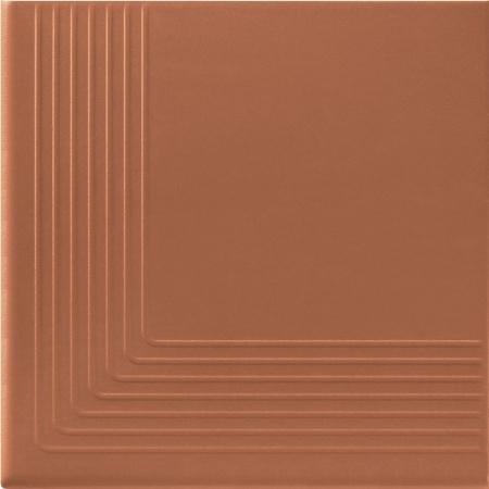 Opoczno Simple Red Stop Nar Płytka elewacyjna 30x30x1,1 cm, czerwona matowa OP078-020-1