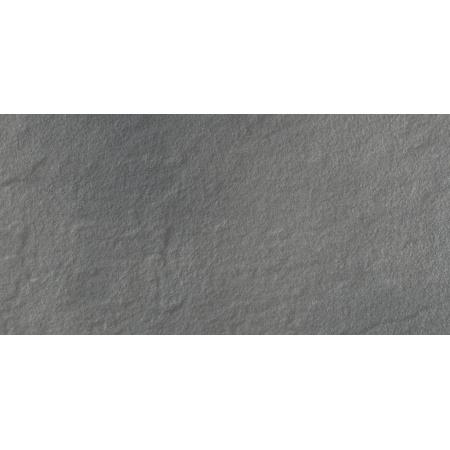Opoczno Solar Grey Pdstop 3-D Płytka elewacyjna 14,8x30x1,1 cm, szara błyszcząca OP128-057-1