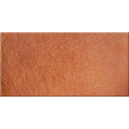 Opoczno Solar Orange Pdstop 3-D Płytka elewacyjna 14,8x30x1,1 cm, pomarańczowa błyszcząca OP128-019-1