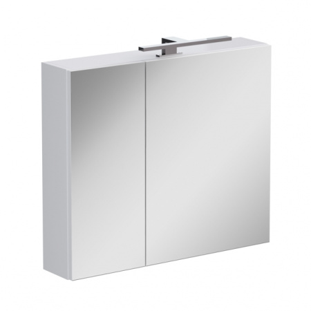 Opoczno Street Fusion Szafka lustrzana 15x70x60 cm z oświetleniem, S801-061